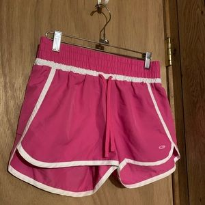 Champion Pink Athletic Shorts Cute
